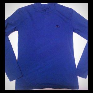 Shirts & Tops - Boys sz Small dry-fit base layer mock turtleneck